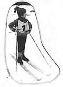 Skiwettkampf