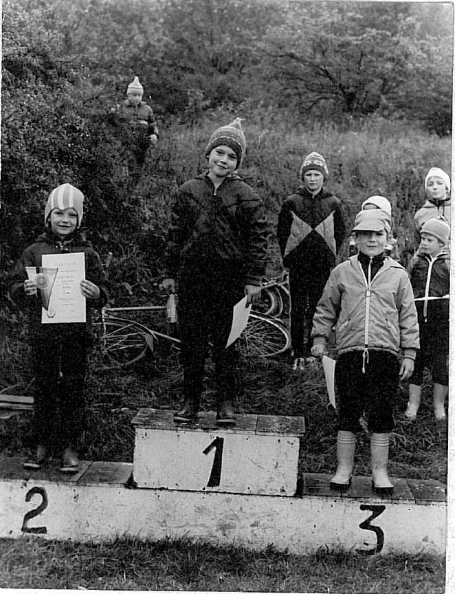 Crosslauf Siegerehrung